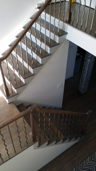 Handrail Color Change