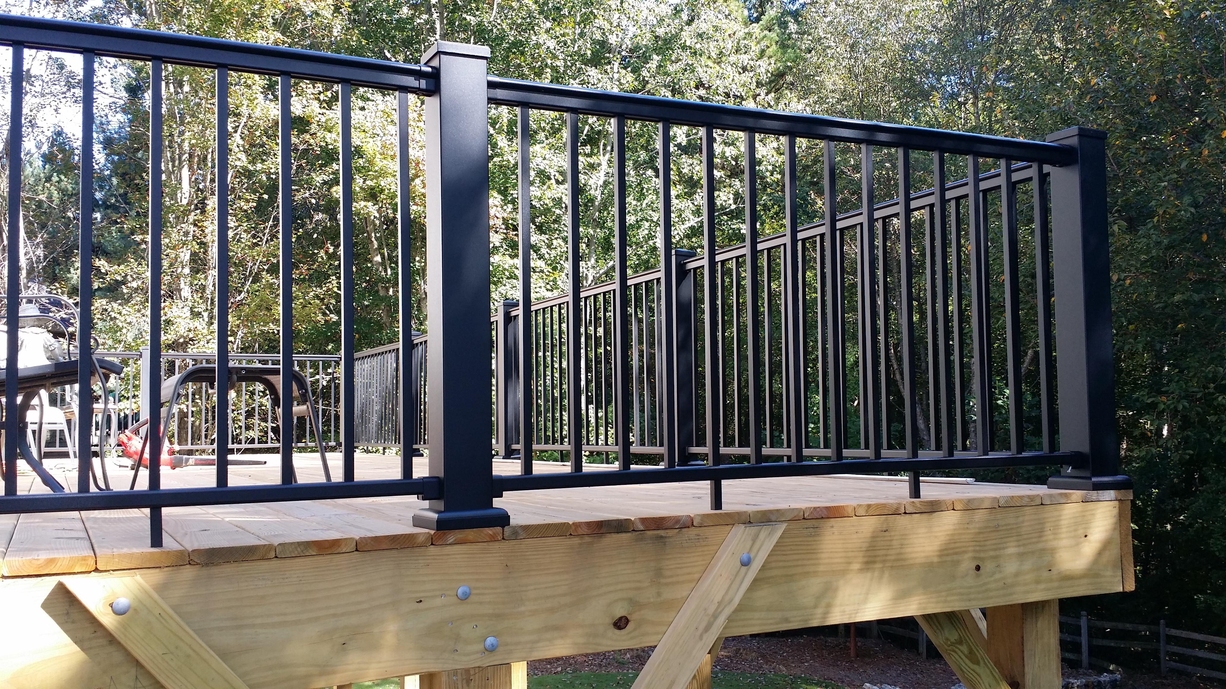 Redi Rail Afco Rail Aluminum Stair Railing Systems