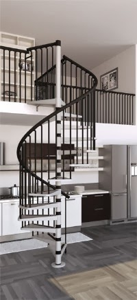 Misterstep Gamia Metal Stair Solution