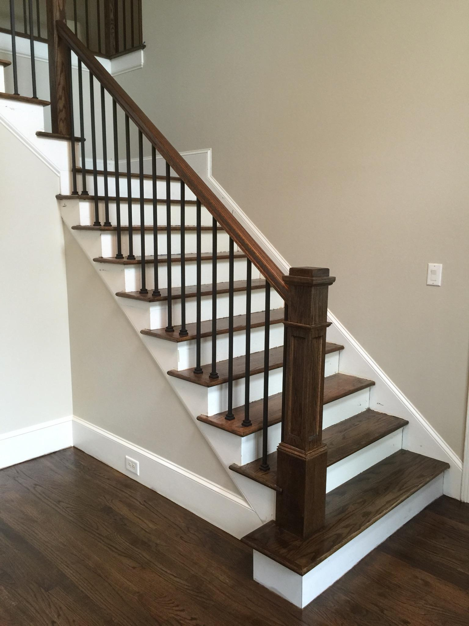 Stair Balusters Custom Iron Stair Balusters