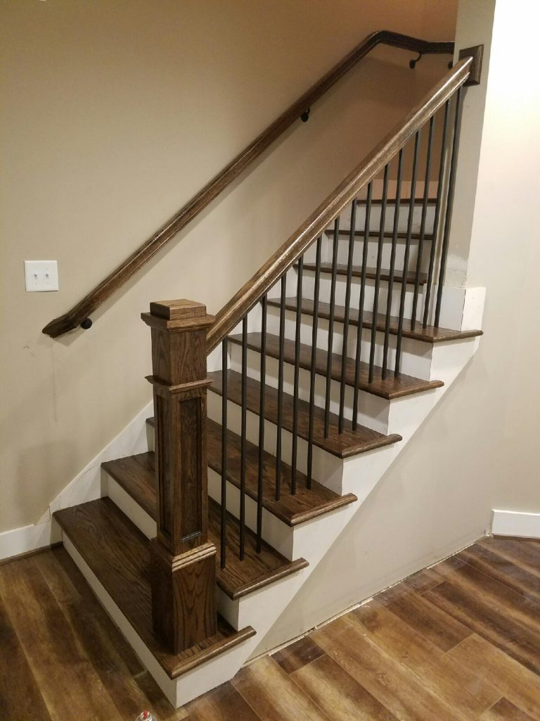 Knuckle Bars Stair Solution