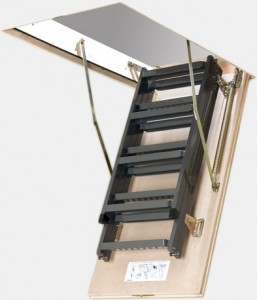 Fakro Attic Stairs Stair Solution