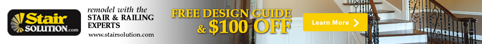 Free Design Guide and $100 off*