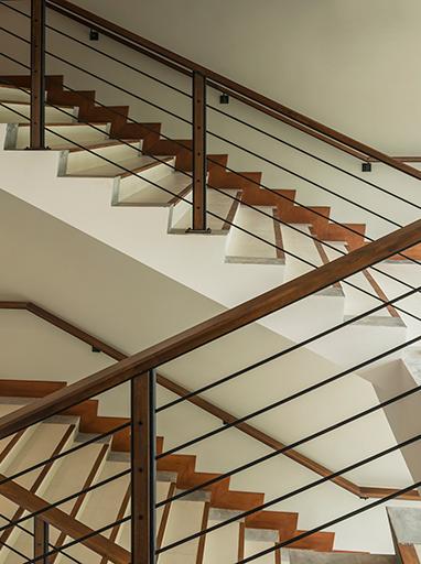 Superbe Modern Staircase