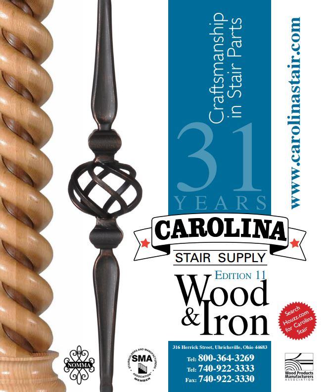 Carolina Stair Supply Wood U0026 Iron