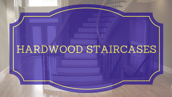 Benefits of hardwood staircases