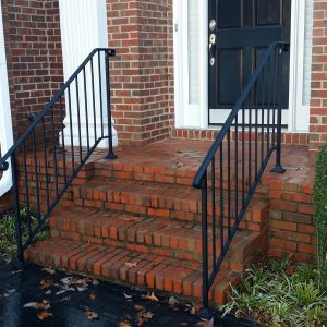 Strong Entry Railing