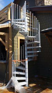 Eureka Spiral Staircase