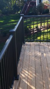 AFCO Maintenance Free Railings