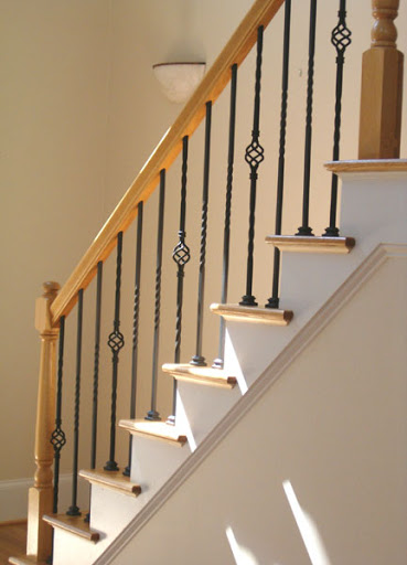 Twist Amp Basket Stair Solution
