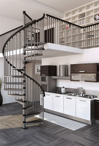 Spiral Staircase Stair Solution