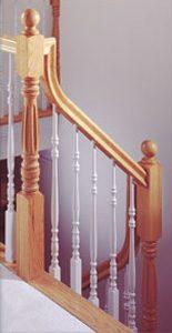 Regency Handrail
