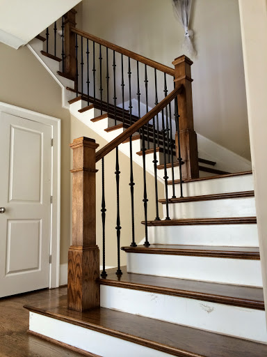 Hardwood Staircase Gallery