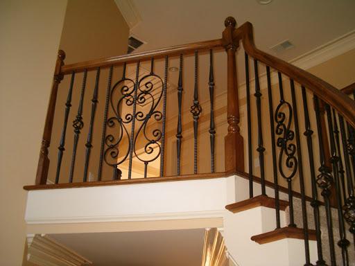 Deck Stair Railing Design
