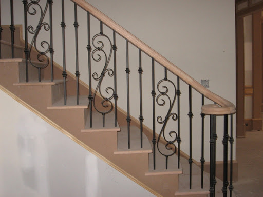 Iron Balusters Stair Solution Residential And