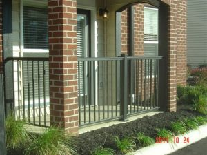 AFCO Patio Railing