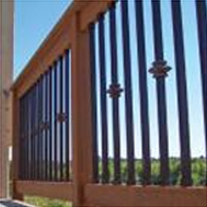 Square Knuckle Balusters