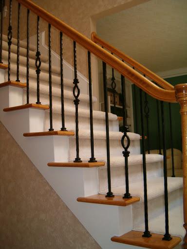 Deluxe Amp Custom Stair Solution