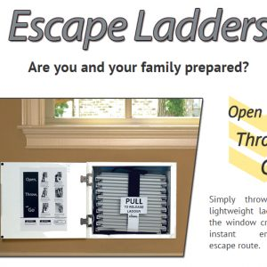 Escape Window Ladder