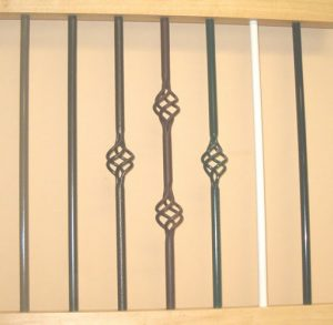 Round Exterior Balusters