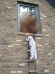 Window Escape Ladder
