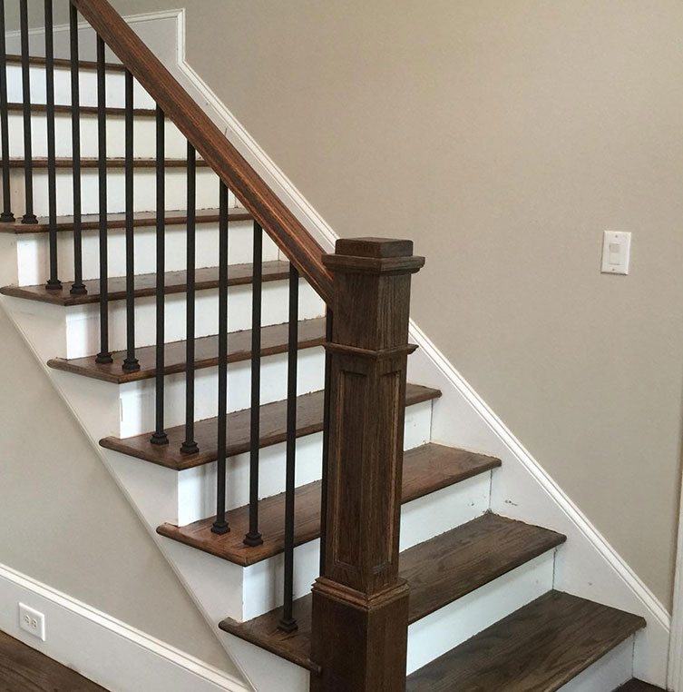 Old Stairs: Stair Solution