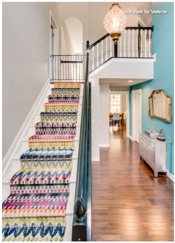 Lovely Stair Runners With Patterns Can Add A Unique And Beautiful Element To Any  Home. Patterned Stair Runners Come In Various Shapes, Sizes And Colors.