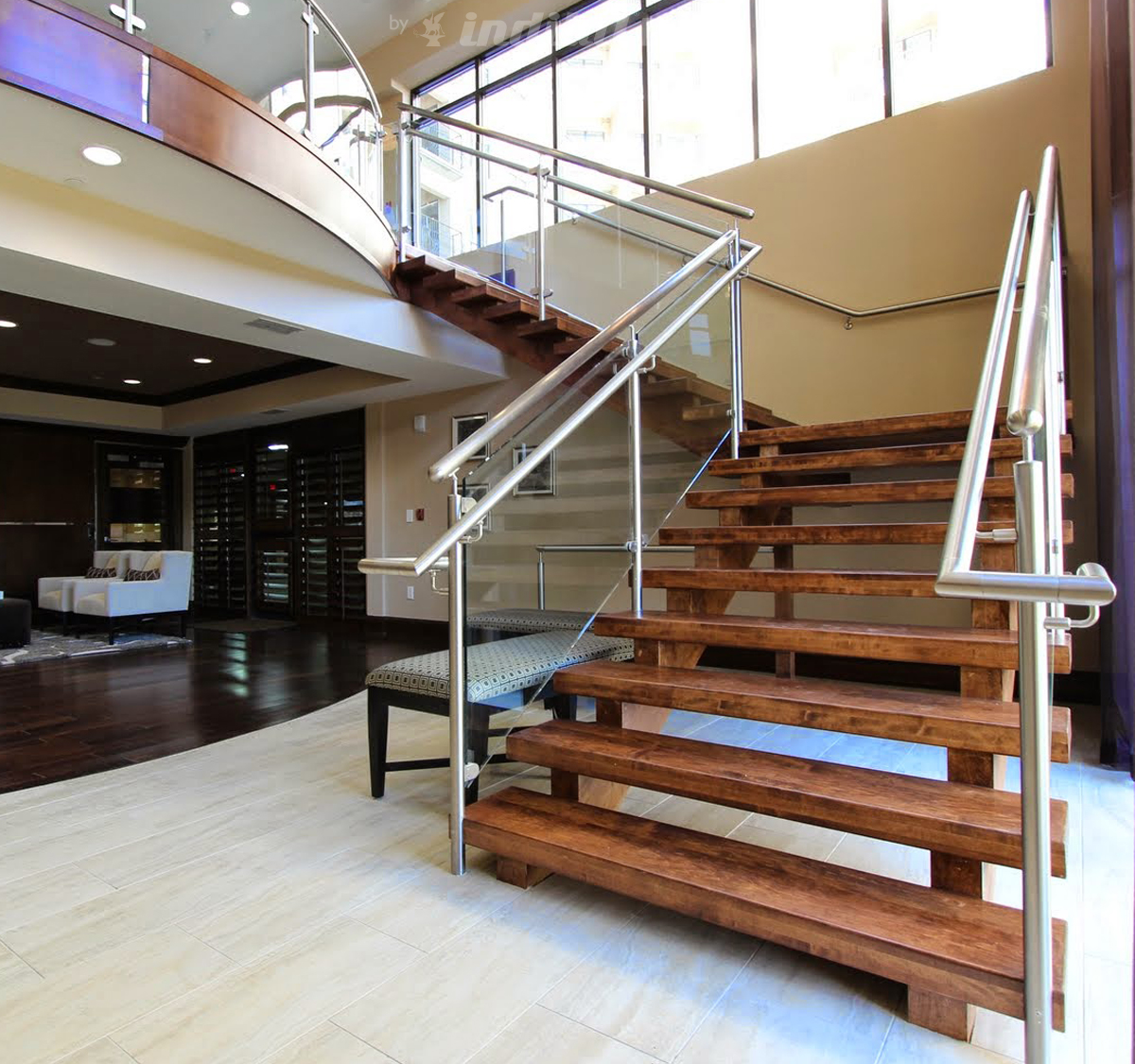 Modern stair railing systems for Stair and railing solution