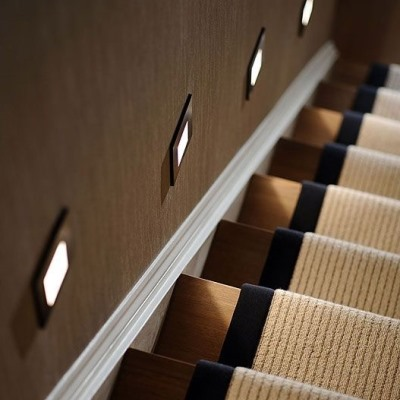 How Lighting Improves The Look Of Stairs