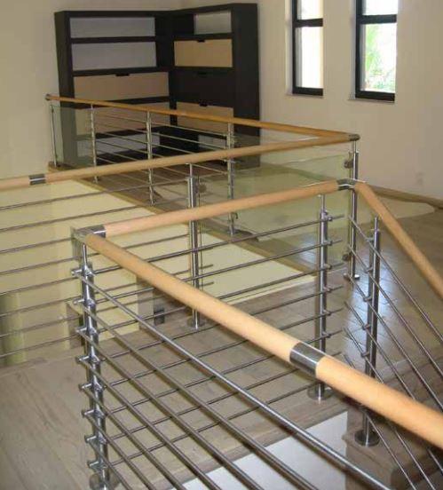 Inox Preassembled Handrail