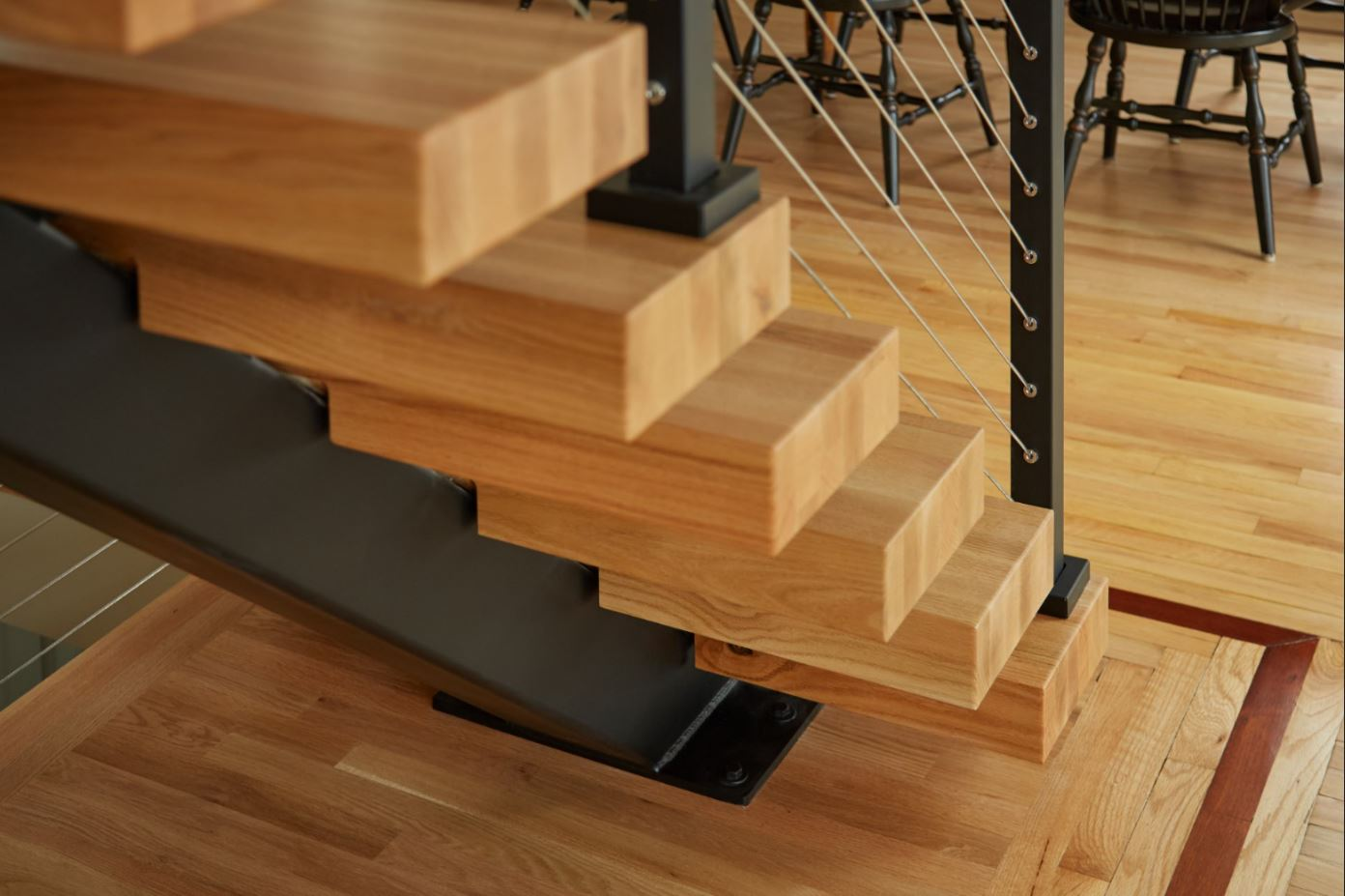 Open Rise Staircase Systems Stair Solution